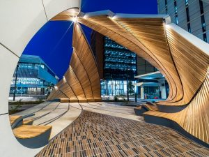 'Interchange Pavilion' takes centre stage in South Eveleigh