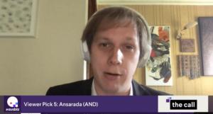 Ansarada (ASX:AND) Is Slowly Rewarding Patient Shareholders
